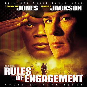 Rules of Engagement original soundtrack