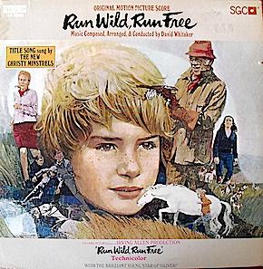 Run Wild, Run Free original soundtrack