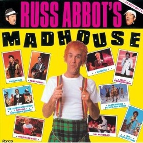 Russ Abbot's Madhouse original soundtrack