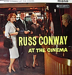 Russ Conway at the Cinema original soundtrack