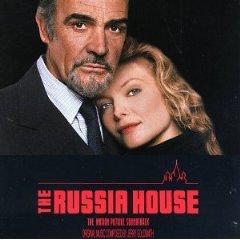 Russia House original soundtrack