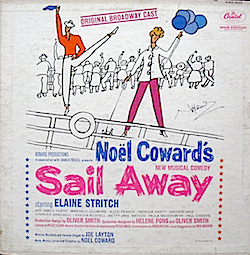 Sail Away: Broadway cast original soundtrack