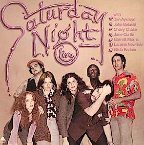 Satuday Night Live original soundtrack
