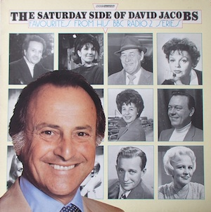 Saturday Side of David Jacobs original soundtrack