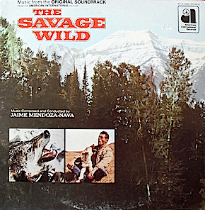 Savage Wild original soundtrack