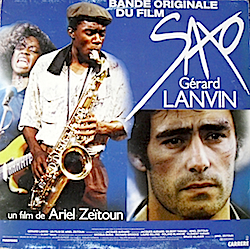 Saxo original soundtrack