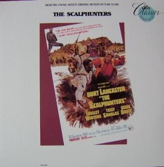 Scalphunters original soundtrack
