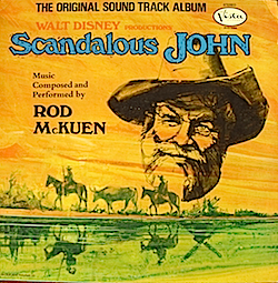 Scandalous John original soundtrack