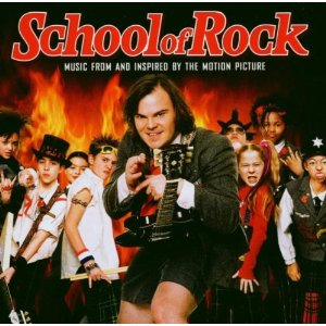 School of Rock original soundtrack