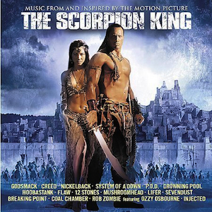 Scorpion King original soundtrack