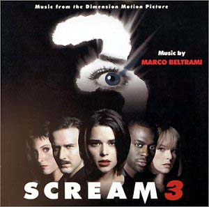 Scream 3 original soundtrack