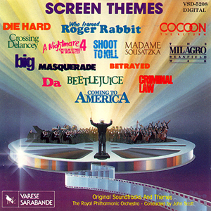 Screen Themes: 80's compilation original soundtrack