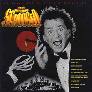 Scrooged original soundtrack