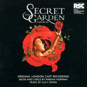 Secret Garden: RSC London Cast original soundtrack