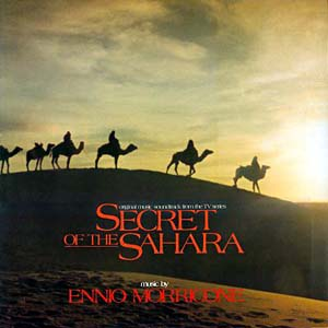 Secret of the Sahara original soundtrack
