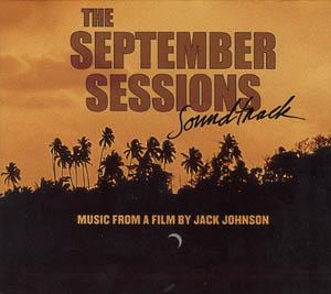 September Sessions original soundtrack