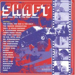 Shaft and other 60s & 70s film themes original soundtrack