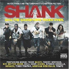 Shank original soundtrack