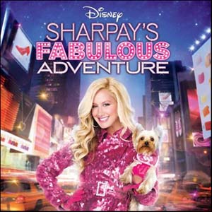 Sharpay's Fabulous Adventure original soundtrack