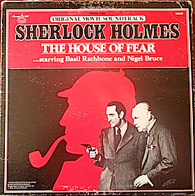 Sherlock Holmes: The House of Fear original soundtrack