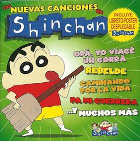 Shinchan: Las Nuevas Canciones original soundtrack
