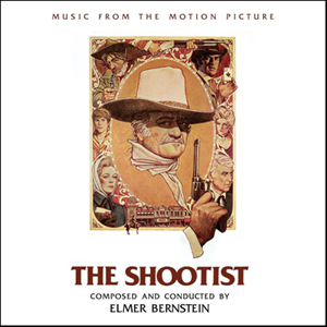 Shootist & The Sons of Katie Elder original soundtrack