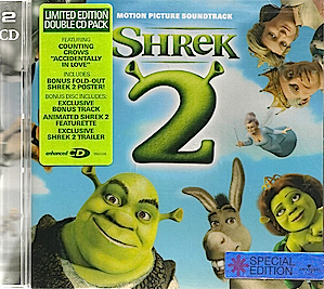 Shrek 2: deluxe edition original soundtrack