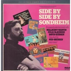 Side by Side by Sondheim: 1978 london cast original soundtrack