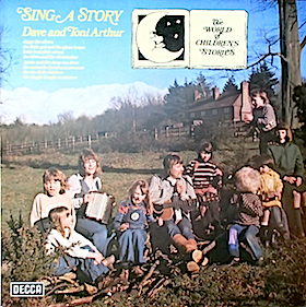 Sing a Story original soundtrack
