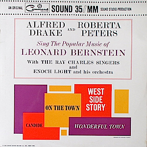 Sing the Popular Music of Leonard Bernstein original soundtrack