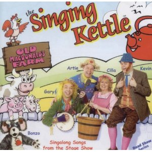 Singing Kettle: Old MacDonald's Farm original soundtrack