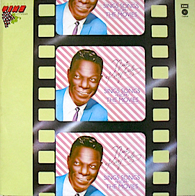 Sings Songs from the Movies: Nat King Cole original soundtrack