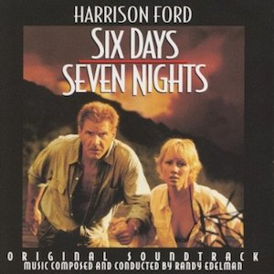 Six Days Seven Nights original soundtrack