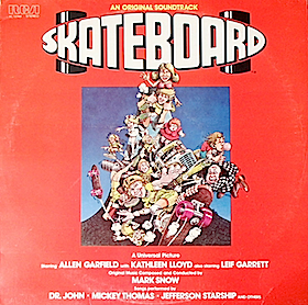 Skateboard original soundtrack