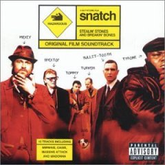 Snatch original soundtrack