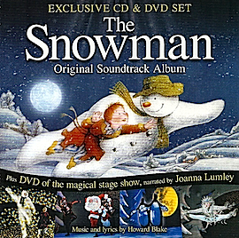 Snowman: OST & Stage Show original soundtrack