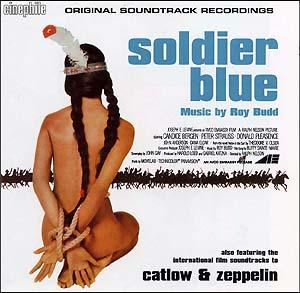Soldier Blue original soundtrack