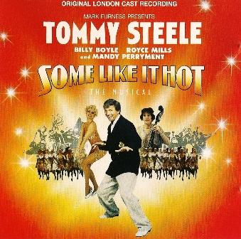 Some Like it Hot: original London cast: Tommy Steele original soundtrack