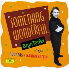 Something Wonderful: Bryn Terfel original soundtrack