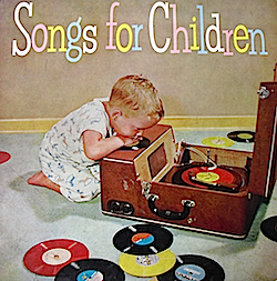 Songs for Children: Kiddieland Chorus w/ Lee Gotch original soundtrack