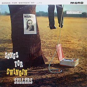 Songs for Swingin' Sellers original soundtrack