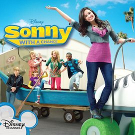 Sonny With A Chance original soundtrack
