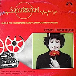 Sonorizzazione: Comici e Grotteschi original soundtrack