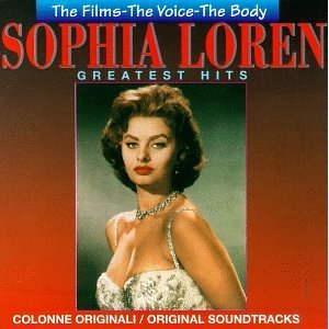 Sophia Loren: The Films - The Voice - The Body original soundtrack