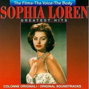 Sophia Loren: The Films - The Voice - The Body original soundtrack