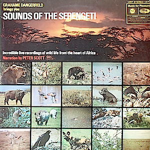 Sounds of the Serengeti original soundtrack