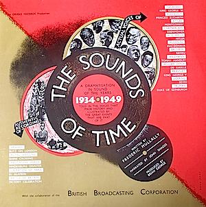 Sounds of Time: 1934-1949 original soundtrack