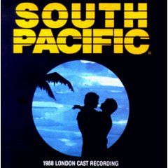 South Pacific: 1988 london cast recording original soundtrack