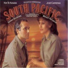 South Pacific: jose carreras, kiri te kanawa original soundtrack