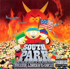 South Park: bigger, longer & uncut original soundtrack